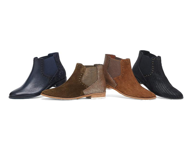 Modèle HERME - Boots