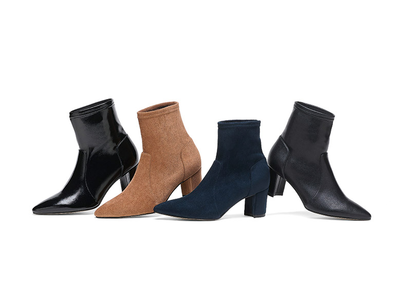 Modèle PAOLI - Boots