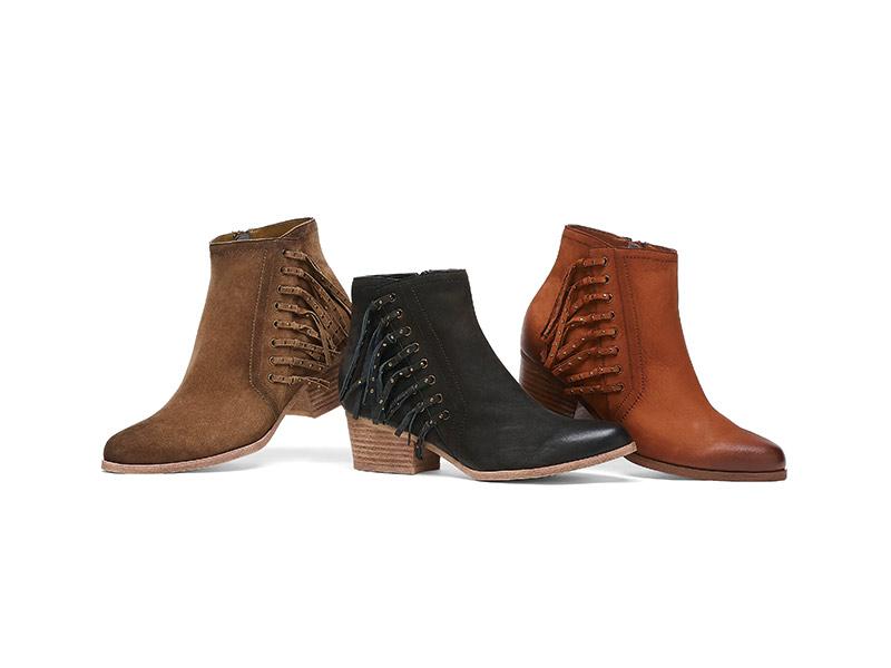 Modèle SONY- Boots