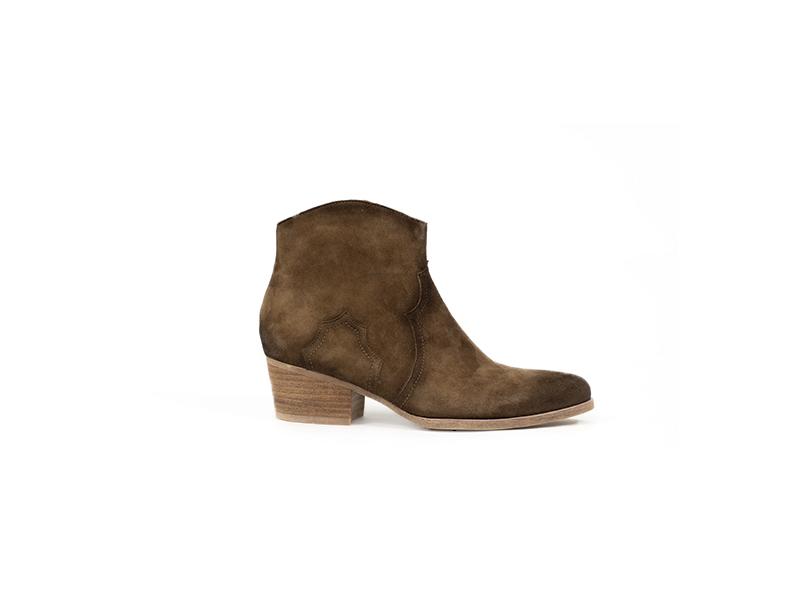 Modèle boots - Soja