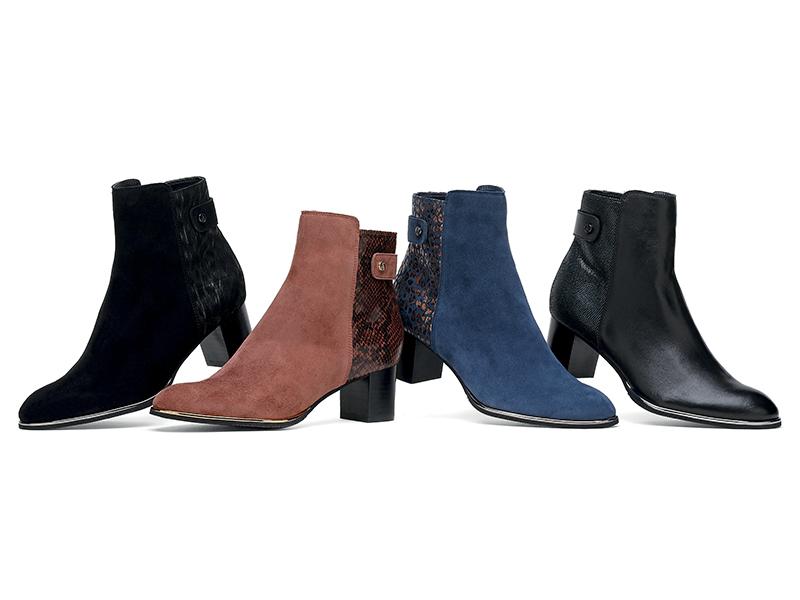Découvrez les boots Fugitive - modèle DARTA
