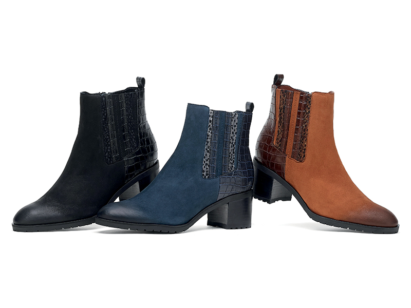 Découvrez les boots Fugitive - modèle DRINI