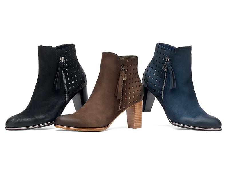 Découvrez les boots Fugitive - modèle GAREL