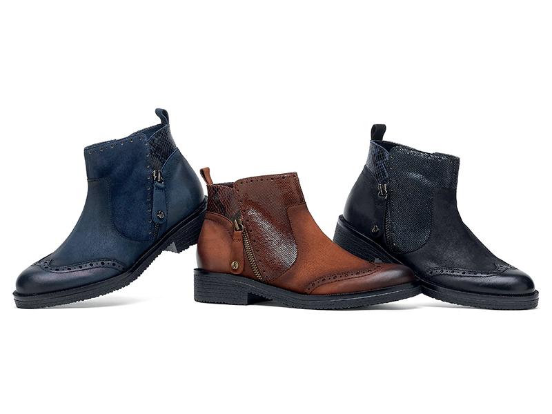 Découvrez les boots Fugitive - modèle GENA