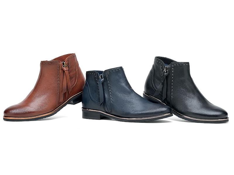 Découvrez les boots Fugitive - modèle HERAU