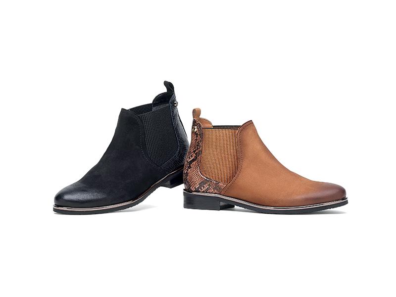 Découvrez les boots Fugitive - modèle HERTI