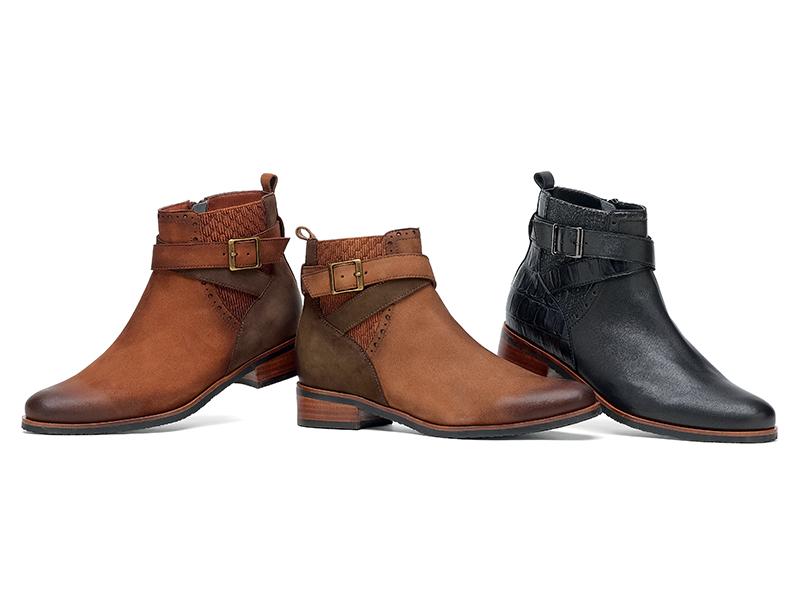 Découvrez les boots Fugitive - modèle HERTIDécouvrez les boots Fugitive - modèle REPTIL