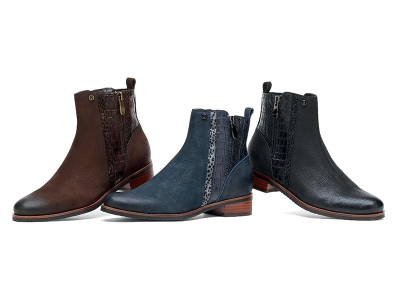 Découvrez les boots Fugitive - modèle HERTIDécouvrez les boots Fugitive - modèle REVEIL