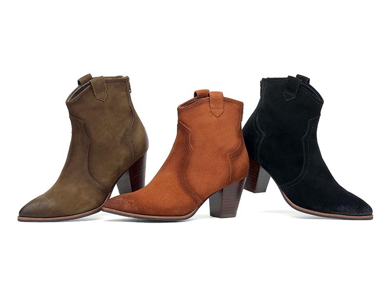 Découvrez les boots Fugitive - modèle HERTIDécouvrez les boots Fugitive - modèle SILUR